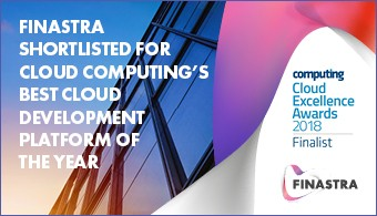 Finastra Best Cloud Development Platform of the Year