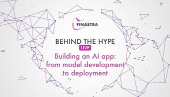 Behind the Hype: Building an AI app into deployment